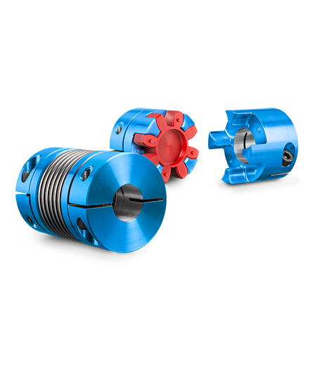 Backlash-Free Couplings