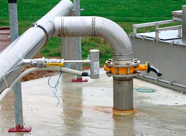 Biogas Flow measurement