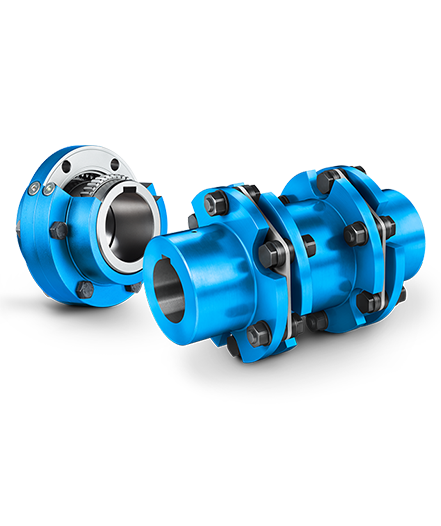 Torsionally Rigid Couplings