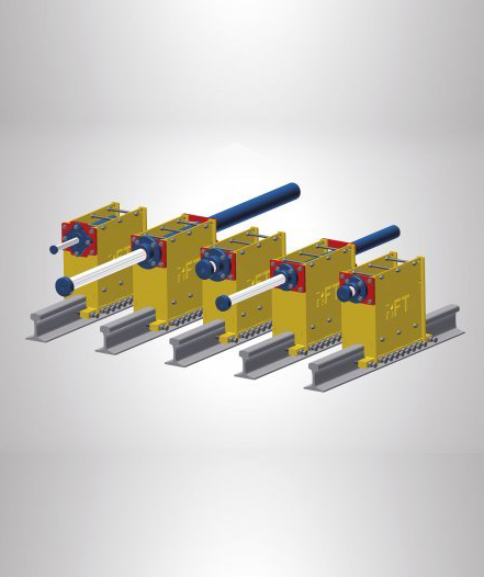 Buffer stops for track and railway systems