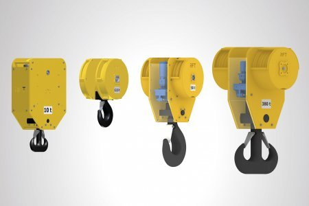Load Handling Devices / Crane Hook Blocks
